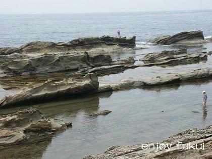 弁慶の洗濯岩
