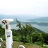 三方五湖360°ビュースポット「レインボーライン」