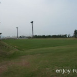 ふかふかの芝でサッカー選手気分!テクノポート福井総合公園