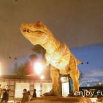 福井のオススメNo1遊び場「福井県立恐竜博物館」
