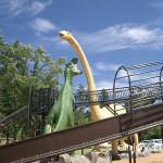 かつやま恐竜の森 (長尾山総合公園)